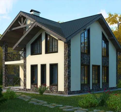 строительство домов из газоблока в Челябинске и по всей России