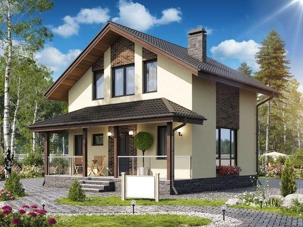 строительство домов из газоблока в Челябинске и по России