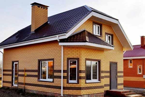 строительство домов из керамоблока в Челябинске