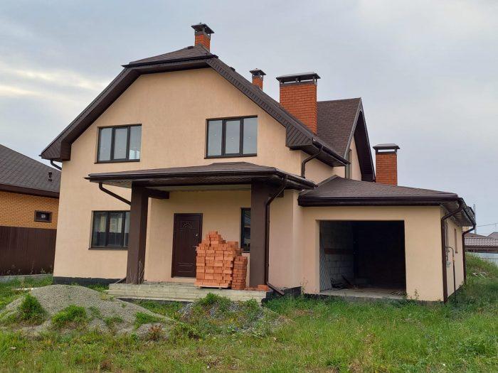 Строительство частных домов ООО Скад